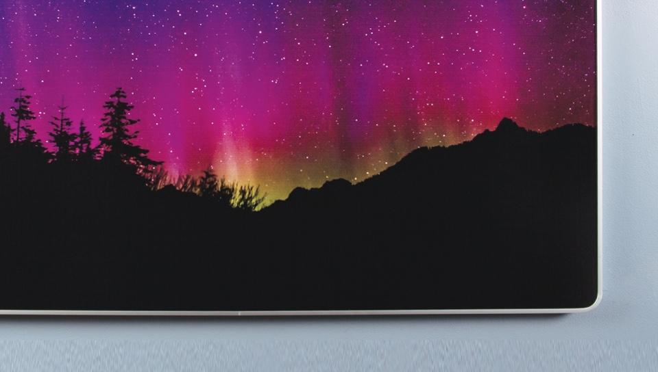 Decor Panel Artwork of North Lights
