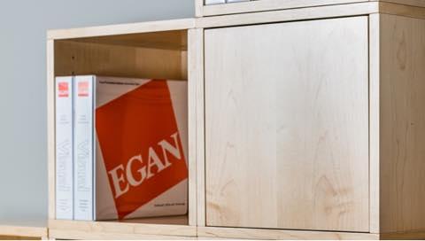Egan CR8 Storing Binders
