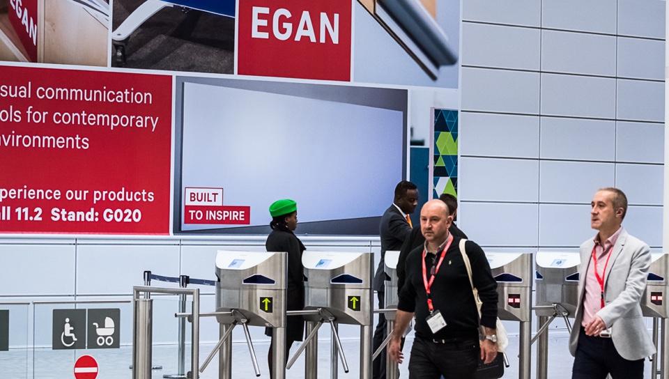 Egan Tradeshow