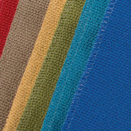 Maharam Fabric Options Close Up